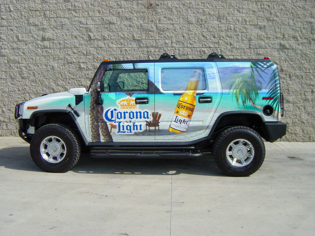 Corona Hummer